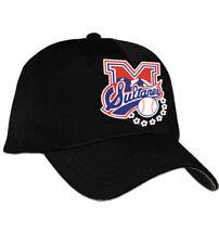 Sultanes de Monterrey  CAP Color Black_100% Cotton_Adjustable_