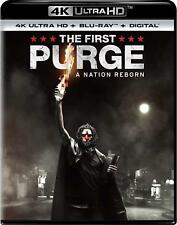 The First Purge (4K Ultra HD Blu-ray Disc ONLY, 2018)