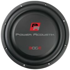 Power Acoustik EW-124S 12 in. Edge Shallow Series 4 ohm Subwoofer