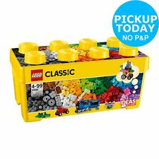 LEGO Classic Medium Creative Brick Box Building Set - 10696 - 3+ Years