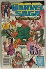 The Marvel Saga: The Official History of the Marvel Universe #1 (Dec 1985)