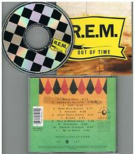 R.E.M. ‎– Out Of Time CD Album 1991