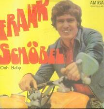 """7"""" Frank schöbel/Ooh Baby (Amiga)"""