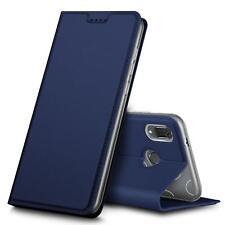 Handy Hülle Huawei P20 Lite Book Case Schutzhülle Tasche Slim Flip Cover