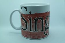 2004 Starbucks Singapore Collector City Mug