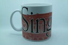 2004 Starbucks Singapore Collector City Mug