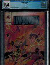 Harbinger #0 (Valiant) Mail Send Away Pink Variant CGC 9.4 White Pages - Movie
