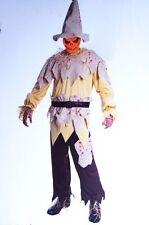 Adult Men or Women EVIL SCARECROW Complete Costume Sz L (42-44) New