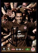 Fabio Morena Autogrammkarte FC St Pauli 2007-08 Original + A 121888