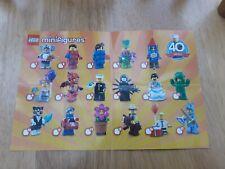 "Minifiguras Lego Serie 18 ""Fiesta de Cumpleaños Chica' - NO.6 de 17"