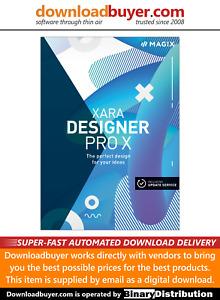 MAGIX Xara Designer Pro X 2019 - [Download]