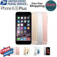New in Sealed Box Apple iPhone 6s Plus 64GB Factory Unlocked GSM CDMA Smartphone