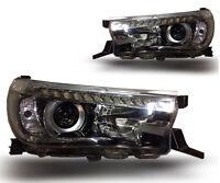 Headlight Lamp Projector Genuine Part For Toyota Hilux Revo Sr5 M70 M80 15 16 17