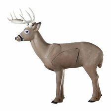 Rinehart 16411 Woodland Buck Deer Self Healing Archery Hunting Target Blemished