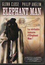 DVD ZONE 2--ELEPHAN MAN--CLOSE/ANGLIM/HOFSISS