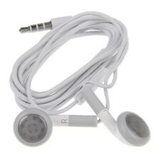 Earphone Headset W/ Mic for iPhone 4S 4G 3G 3GS 4 5 6 i Pod Touch Nano Video air