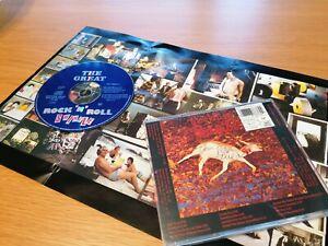 SEX PISTOLS signed Great Rock n roll Swindle CD
