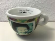"""ILLY collection for Harting """"videogrammi"""" by Nam June Paik, 1 espressocup, NUOVO!"""