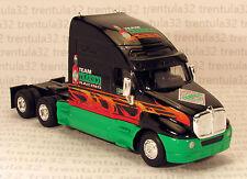 35 TEAM TABASCO KENWORTH T2000 Big Rig SEMI Tractor Trailer Hot Wheels