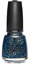 China Glaze Nail Polish Lacquer Moonlight The Night - .5oz - 83411