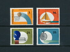 Papua New Guinea  328-31 MNH, S. Pacific Games, 1971