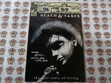 Death and Taxes The Real Costs of Living (1993) Parody Press - #1, Gertler, FN