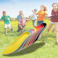 Kids Insoles Foam Latex Children Sizes  26-35 yard Quality Trim Soft Fit s