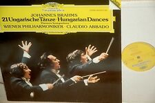 Claudio ABBADO*BRAHMS*hungarian Dances *DGG DIGITAL GERMANY*