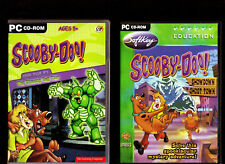 Scooby-doo la brillante Bug Man & Showdown en pueblo fantasma. 2 Aventuras Para Pc!!!