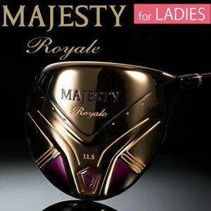 for LADIES 2021 MARUMAN Golf Japan MAJESTY Royale DRIVER 12.5deg TL540-L