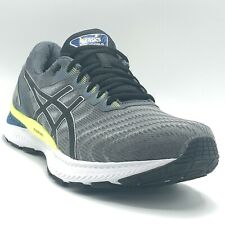 MEN'S ASICS GEL-NIMBUS 22,GRAY,SZ 12.5 MD 1011A680-022 RUNNING SHOES USED TWICE.