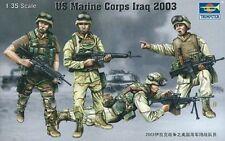 TRUMPETER U.S.MARINE CORPS IRAQ 2003  Scala 1:35 cod.00407