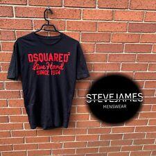 Mens Dsquared2 T-Shirt Size L - RRP £155