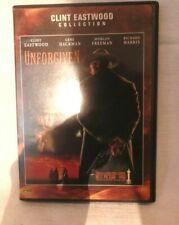 New listing Unforgiven, Clint Eastwood, Hackman, Freeman, Harris,Dvd, Case, Cover Artwork, o