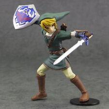 #3301 Yujin SR Gashapon figure  Legend of Zelda Twilight Princess Link
