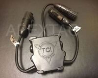 Z Tactical R.3 U Series Dual PTT Push To Talk Device Z131 Kenwood 2 Pin + Other
