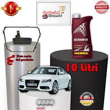 TAGLIANDO  CAMBIO AUTOMATICO E OLIO AUDI A4 IV S4 245KW 2014 -> /1097
