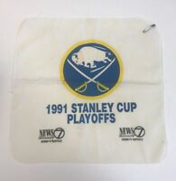 Buffalo Sabres 1991 Stanley Cup Playoffs Handkerchief