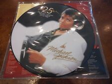 Thriller [LP] by Michael Jackson (Vinyl, Jan-2008, Legacy) Picture Disc NEW OOP