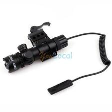 Tactical Green Dot 25mm Laser For Telescope&Rifle w/ Standard Rail Mount USA