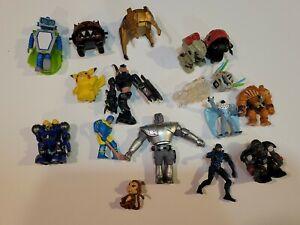 Parts Pieces broken  Accessories Figures Lot Random Mixed F2