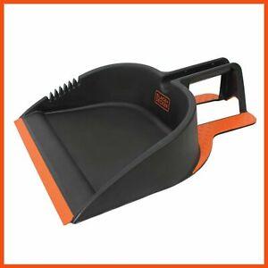 BLACK & DECKER STEP-ON-IT DUSTPAN Heavy Duty Dustpan Commercial/Household Cleani