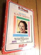 Kate Smith: The Best of Kate Smith - Stereo 8 Track Tape RCA ANS1-1135