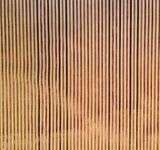 GROUNDWORKS Jalousie Velvet Stripe Velvet Belgium Lilac Remnant New