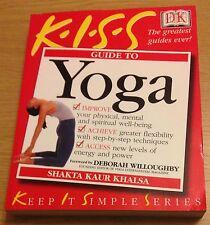 GUIDE TO YOGA Keep It Simple Series Book (Paperback) Shakta Kaur Khalsa