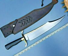 Ursa's Custom Hand Made 5160 Spring Steel Alamo Musso Bowie UI-67AA