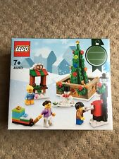 LEGO 40263 Christmas Town Square - Brand New Box Set