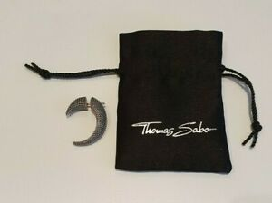 Thomas Sabo Sterling Silver Kathmandu Single Hook Shaped Earring H1851-637-12
