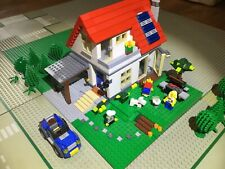 LEGO Creator 5771. 3 in 1 Hillside House. 100% Complete Inc Instructions + EXTRA