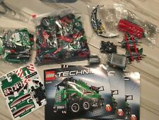 LEGO 42008 Technic Service truck with manuals
